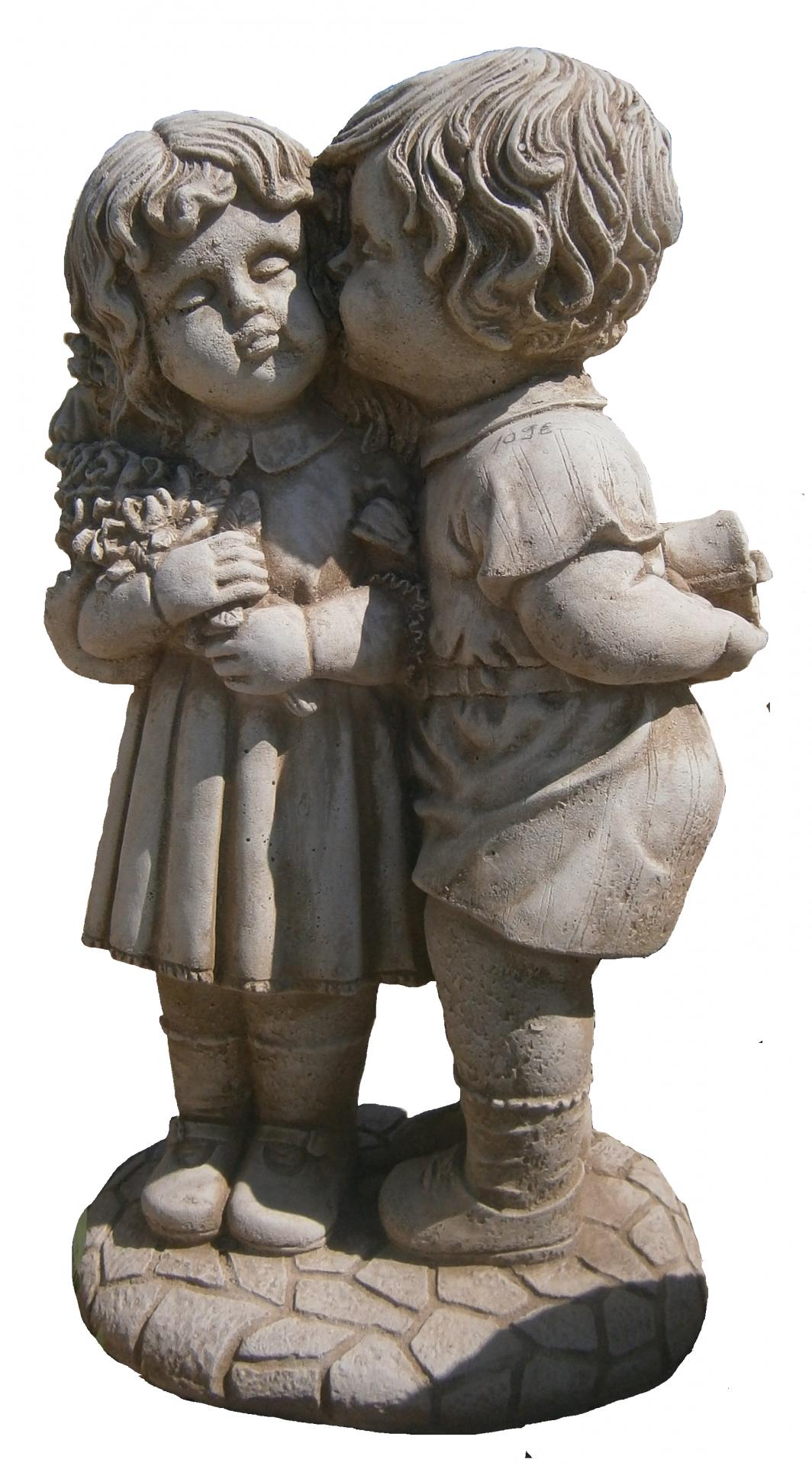 Couple d enfants