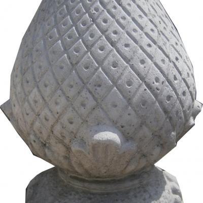 Déco de poutre en pierre reconstituée