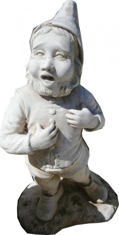 Statues hommes - Petit nain de jardin toulouse ...