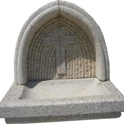 Petite chapelle en granit