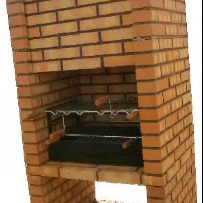 Barbecue en brique r fractaire - Barbecue en brique refractaire ...