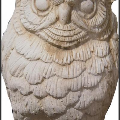 Statue de Hibou