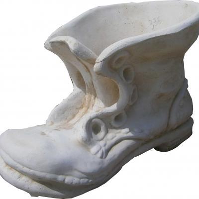 Botte en pierre reconstituée