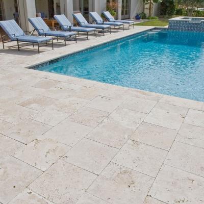 Carrelage belfort travertin nuance 60 x 40 sol terrasse exterieur 1