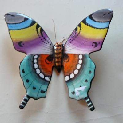 Très grand papillon