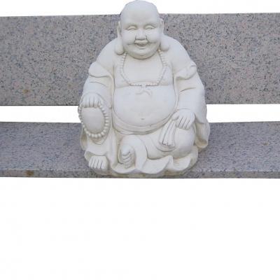 Banc de jardin en granit