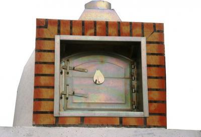 Four en brique