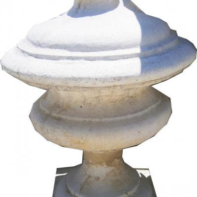 Déco de poutre en pierre reconstitué