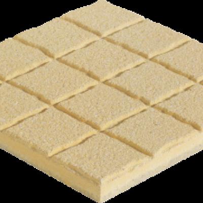 Dalle bouchardé calcaire