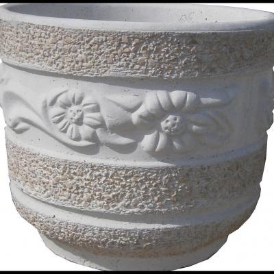 Adorable petit pot de fleurs