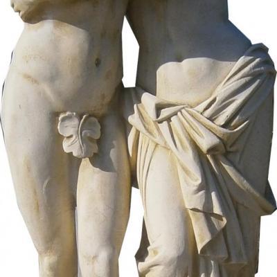 Statue des amoureux