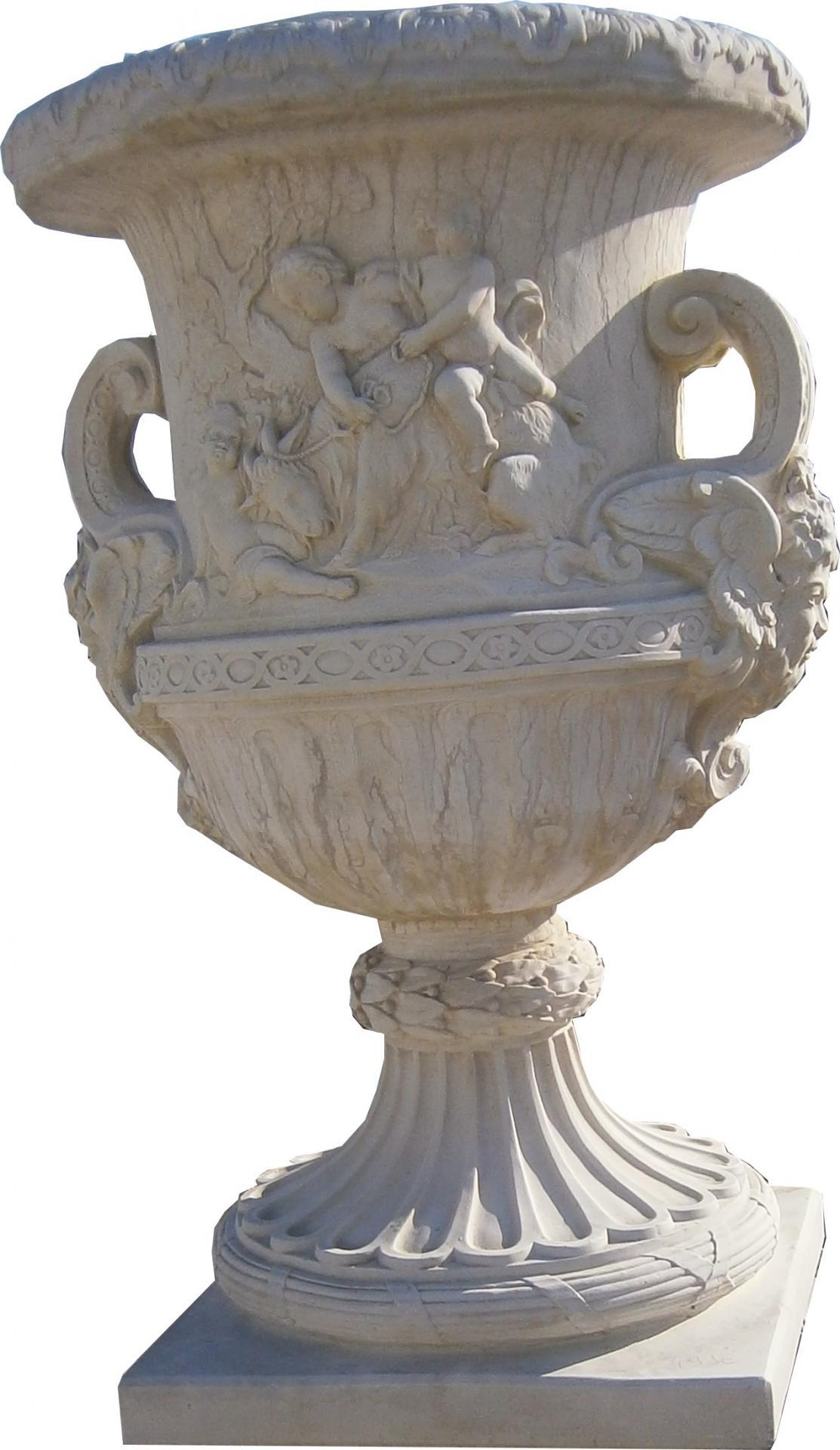 Vase geant